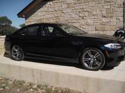 2013 BMW m5 BMW M5 Sedan 4-Door