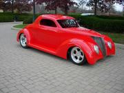 1937 Ford 350 Chevy Ford Wild Rod Coupe
